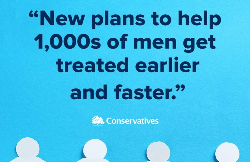 £75 Million to Prostate Cancer